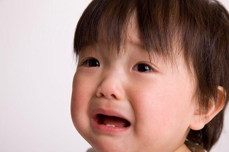 赤ちゃんによくある皮膚トラブル